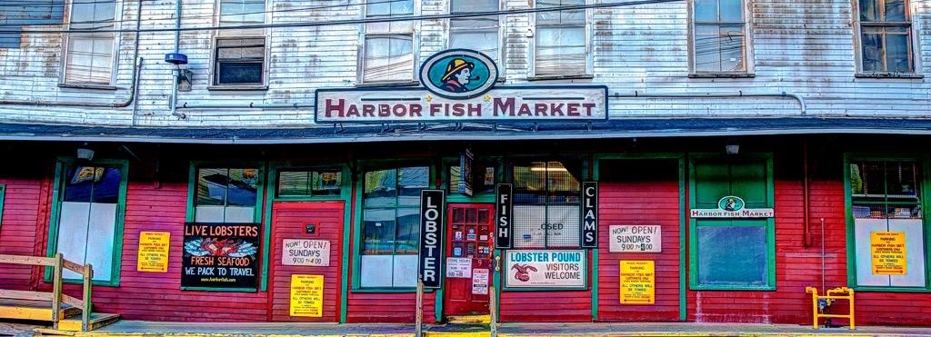 Harbor fish market portland me live from matt 39 s house for Fish market portland maine