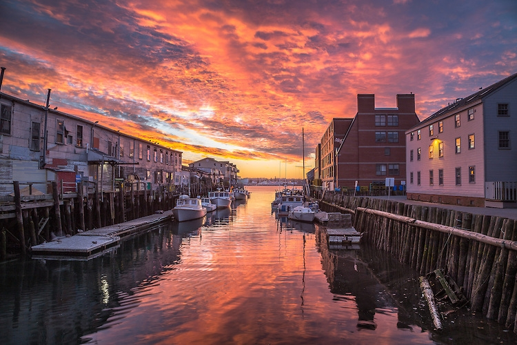 Harbor fish market portland me live from matt 39 s house for Where can i get fish and chips near me